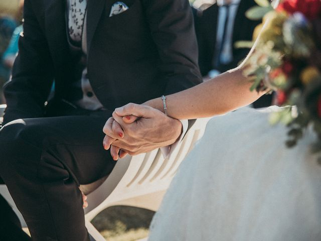 La boda de Ufa y Carmen en El Cabo De Gata, Almería 49