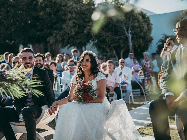 La boda de Ufa y Carmen en El Cabo De Gata, Almería 50