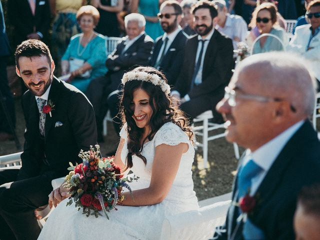 La boda de Ufa y Carmen en El Cabo De Gata, Almería 51