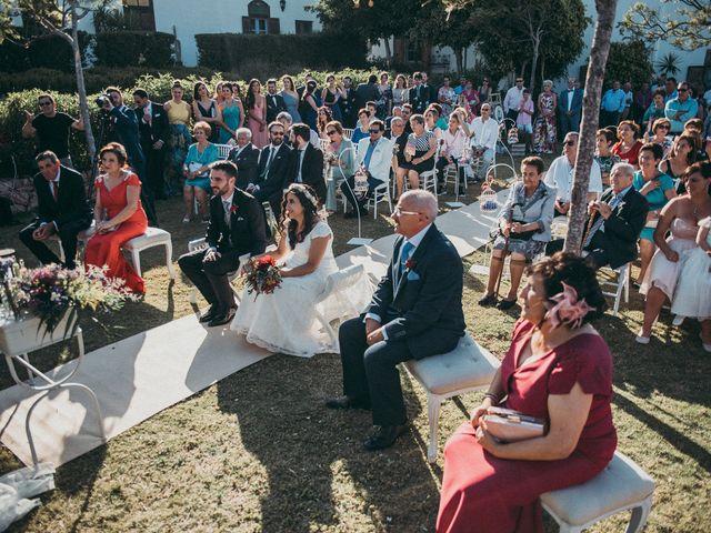 La boda de Ufa y Carmen en El Cabo De Gata, Almería 52