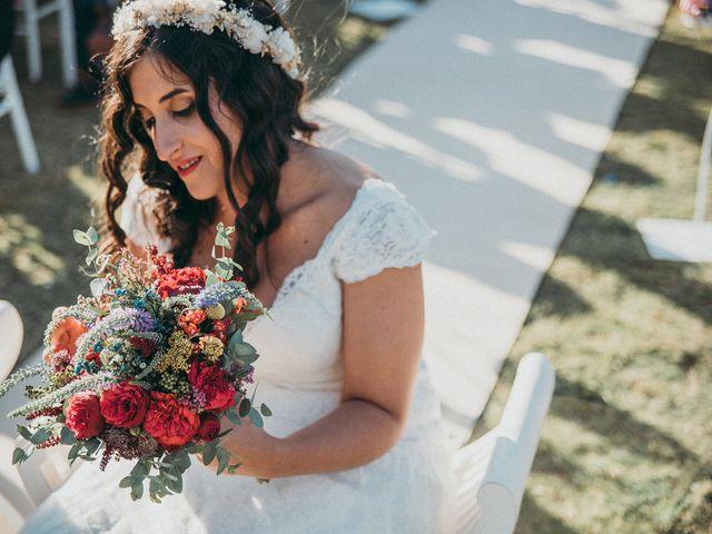 La boda de Ufa y Carmen en El Cabo De Gata, Almería 53
