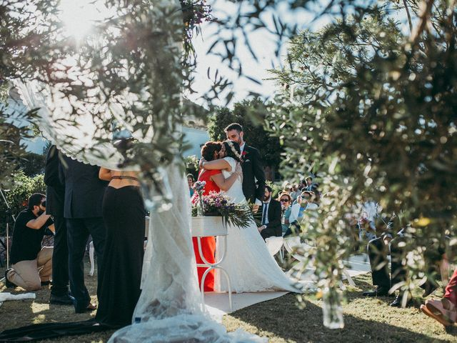 La boda de Ufa y Carmen en El Cabo De Gata, Almería 54