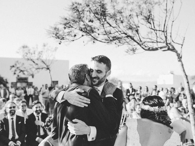 La boda de Ufa y Carmen en El Cabo De Gata, Almería 55