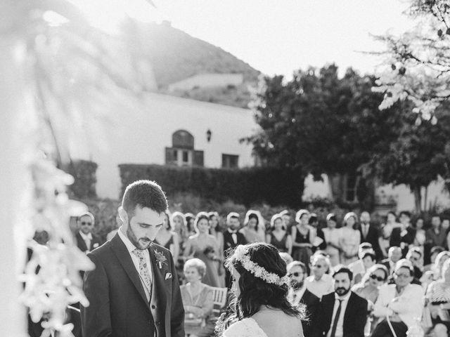 La boda de Ufa y Carmen en El Cabo De Gata, Almería 58