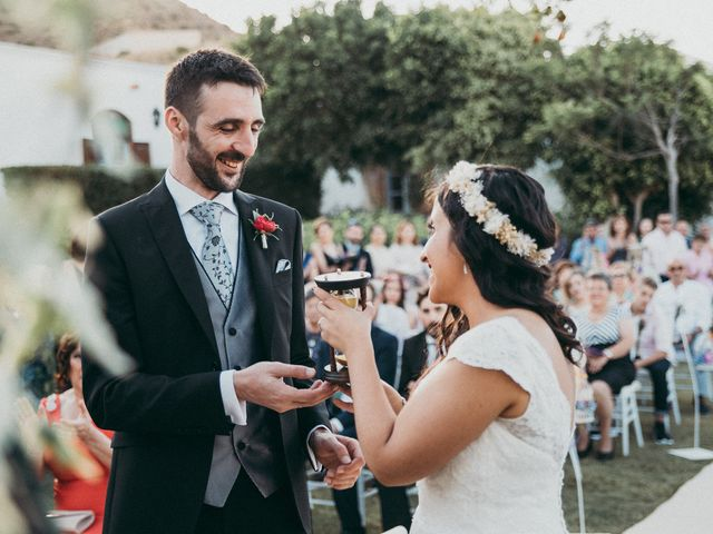 La boda de Ufa y Carmen en El Cabo De Gata, Almería 62