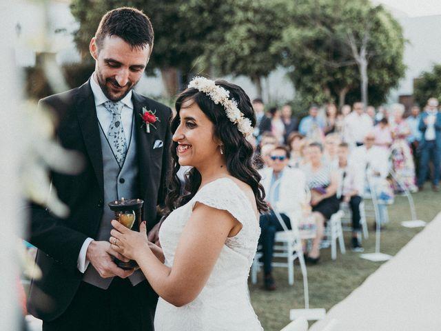 La boda de Ufa y Carmen en El Cabo De Gata, Almería 63