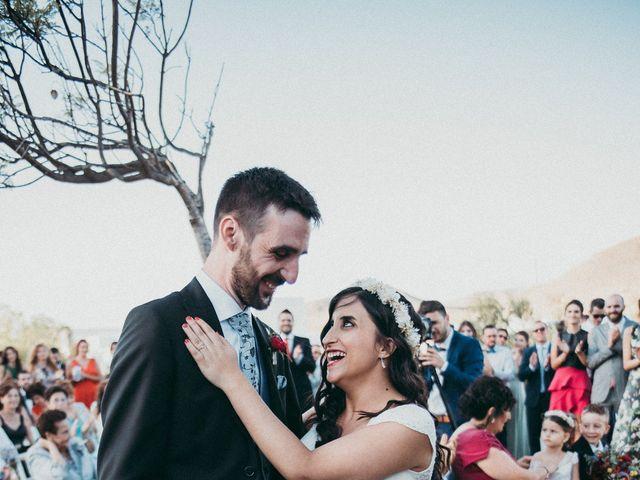 La boda de Ufa y Carmen en El Cabo De Gata, Almería 64