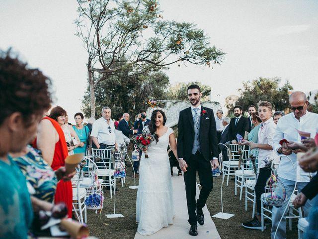 La boda de Ufa y Carmen en El Cabo De Gata, Almería 65