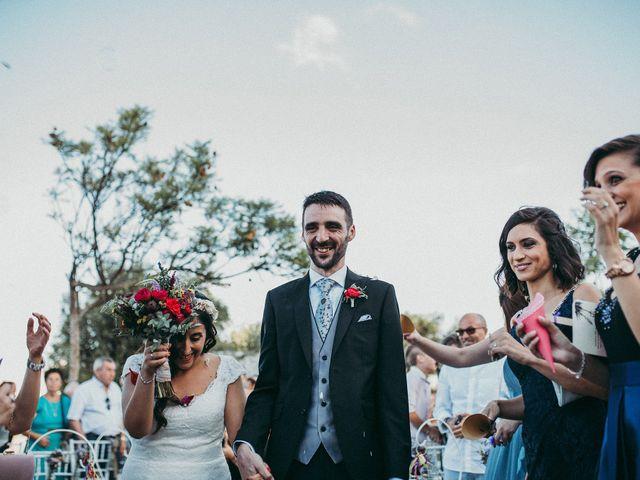 La boda de Ufa y Carmen en El Cabo De Gata, Almería 68