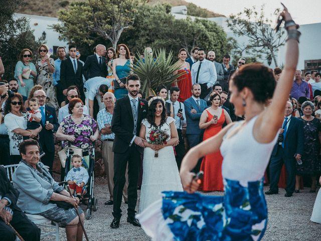 La boda de Ufa y Carmen en El Cabo De Gata, Almería 70