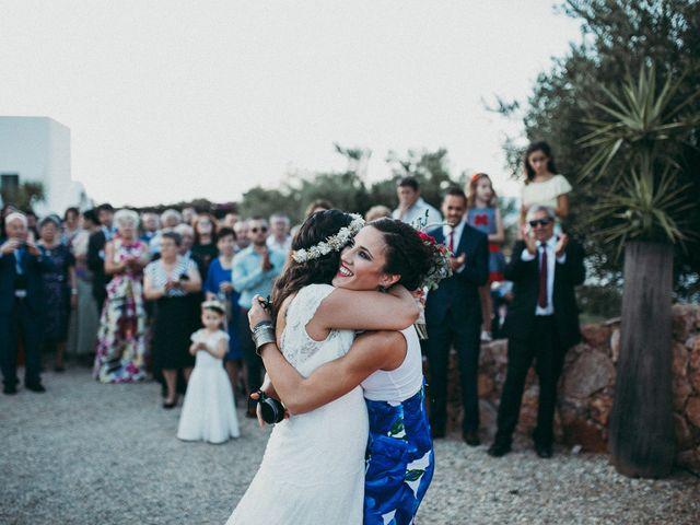 La boda de Ufa y Carmen en El Cabo De Gata, Almería 71