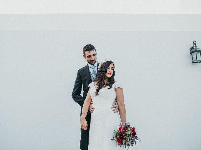La boda de Ufa y Carmen en El Cabo De Gata, Almería 73