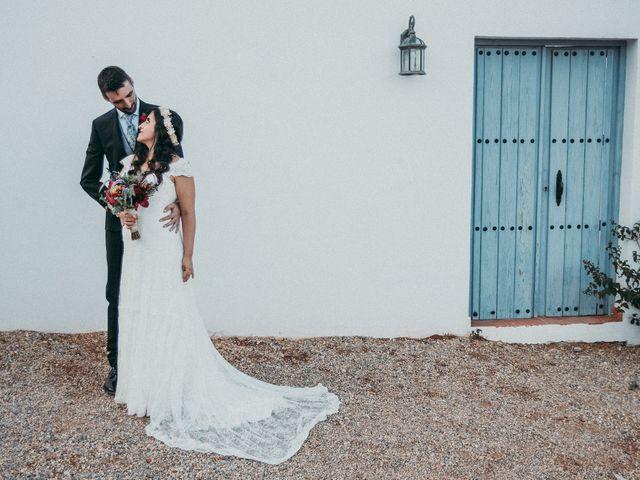 La boda de Ufa y Carmen en El Cabo De Gata, Almería 74