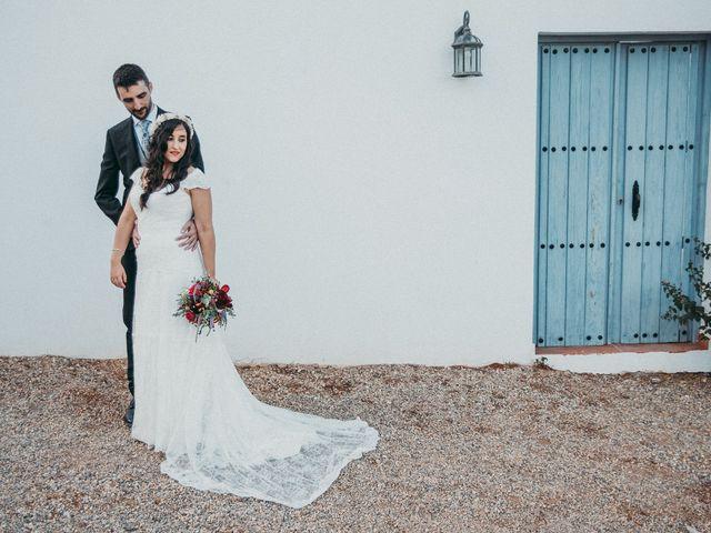 La boda de Ufa y Carmen en El Cabo De Gata, Almería 1
