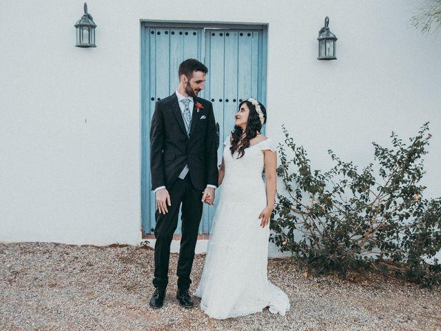 La boda de Ufa y Carmen en El Cabo De Gata, Almería 75