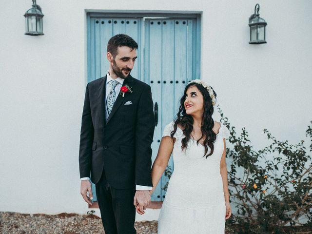 La boda de Ufa y Carmen en El Cabo De Gata, Almería 76