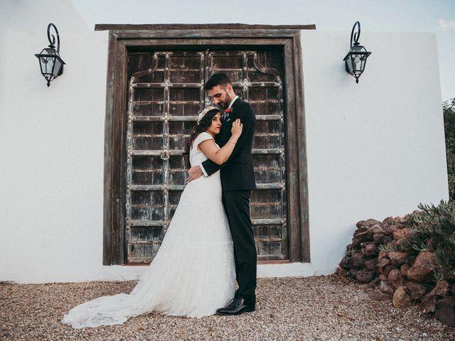 La boda de Ufa y Carmen en El Cabo De Gata, Almería 79