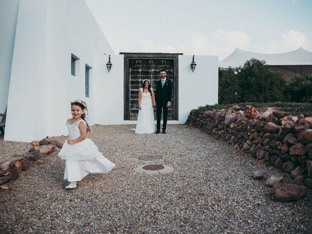 La boda de Ufa y Carmen en El Cabo De Gata, Almería 82