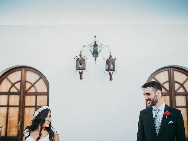 La boda de Ufa y Carmen en El Cabo De Gata, Almería 87