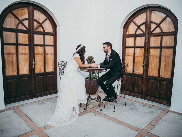 La boda de Ufa y Carmen en El Cabo De Gata, Almería 88