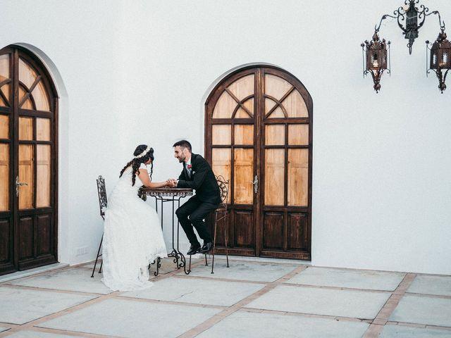 La boda de Ufa y Carmen en El Cabo De Gata, Almería 89