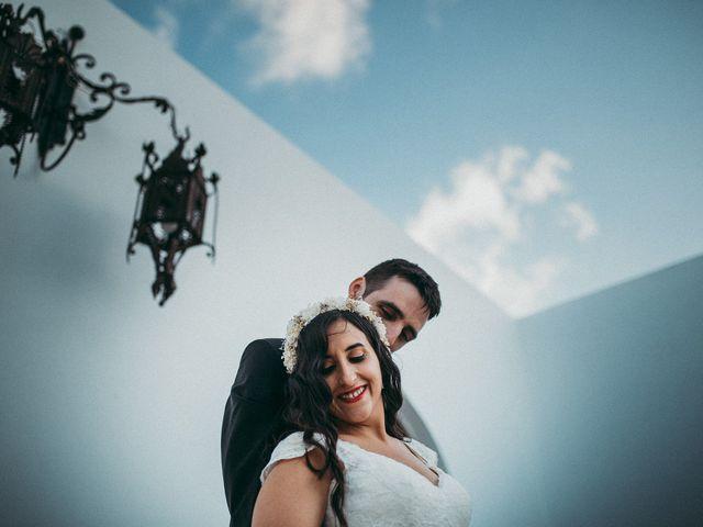 La boda de Ufa y Carmen en El Cabo De Gata, Almería 94