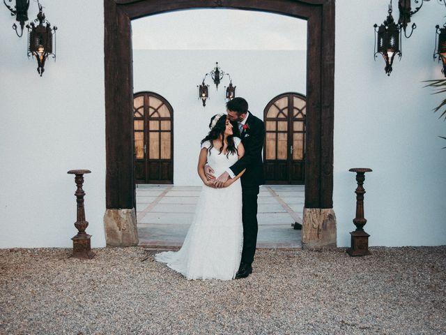 La boda de Ufa y Carmen en El Cabo De Gata, Almería 95