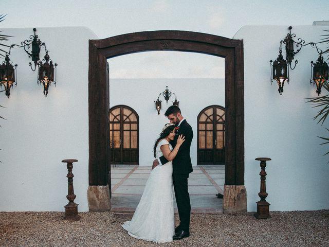 La boda de Ufa y Carmen en El Cabo De Gata, Almería 96