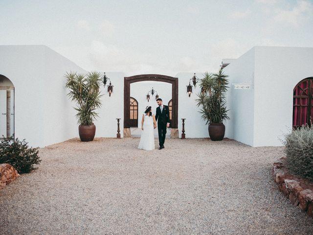 La boda de Ufa y Carmen en El Cabo De Gata, Almería 97