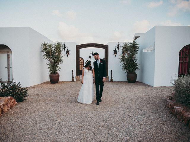 La boda de Ufa y Carmen en El Cabo De Gata, Almería 98