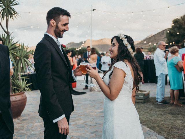 La boda de Ufa y Carmen en El Cabo De Gata, Almería 100