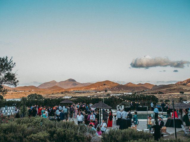 La boda de Ufa y Carmen en El Cabo De Gata, Almería 101