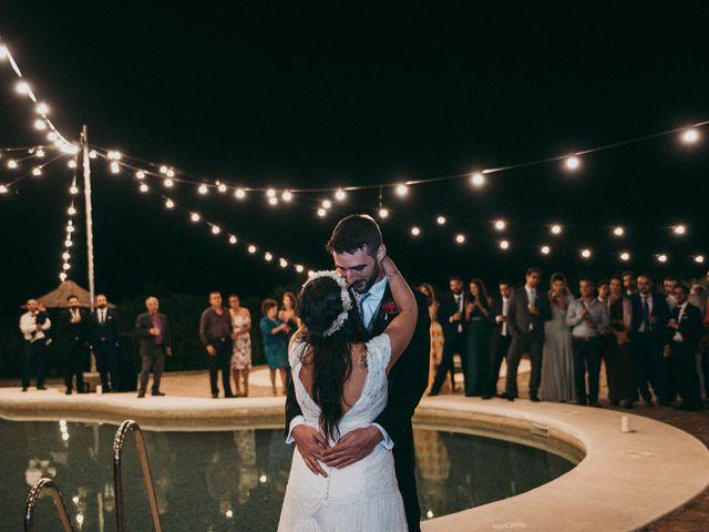 La boda de Ufa y Carmen en El Cabo De Gata, Almería 110