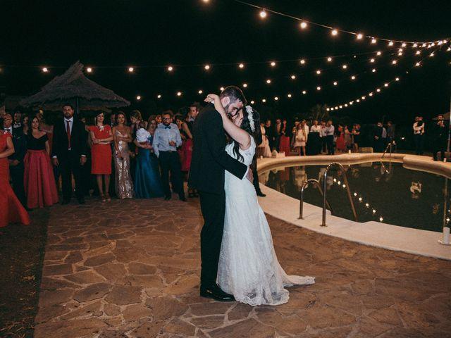 La boda de Ufa y Carmen en El Cabo De Gata, Almería 114