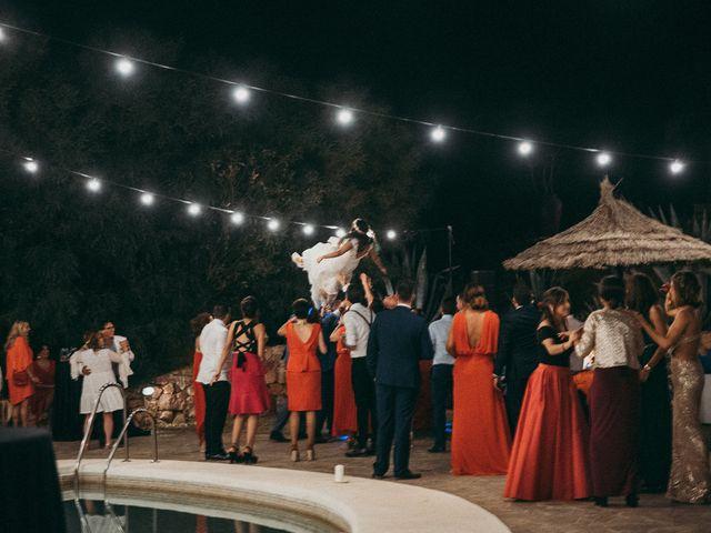 La boda de Ufa y Carmen en El Cabo De Gata, Almería 118