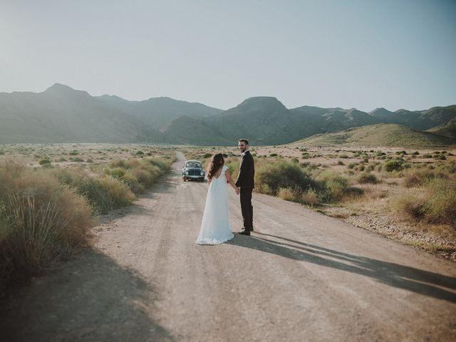 La boda de Ufa y Carmen en El Cabo De Gata, Almería 121