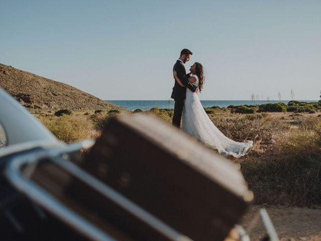 La boda de Ufa y Carmen en El Cabo De Gata, Almería 124