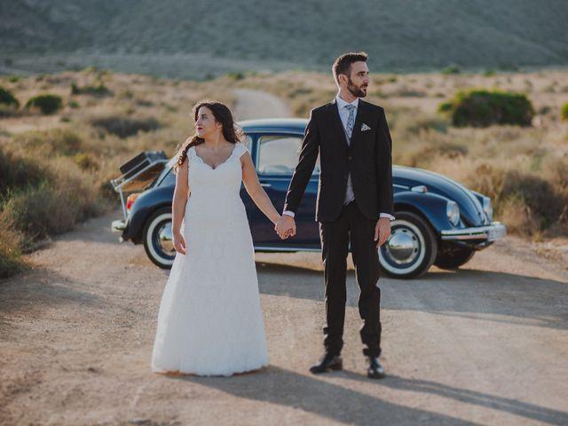 La boda de Ufa y Carmen en El Cabo De Gata, Almería 126