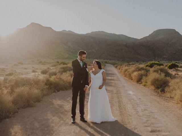 La boda de Ufa y Carmen en El Cabo De Gata, Almería 132