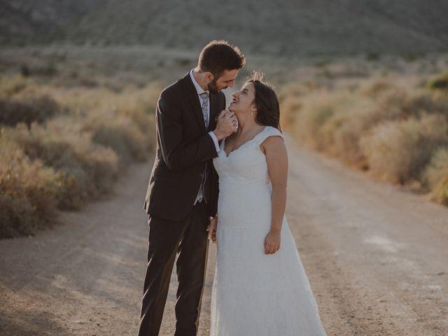 La boda de Ufa y Carmen en El Cabo De Gata, Almería 133