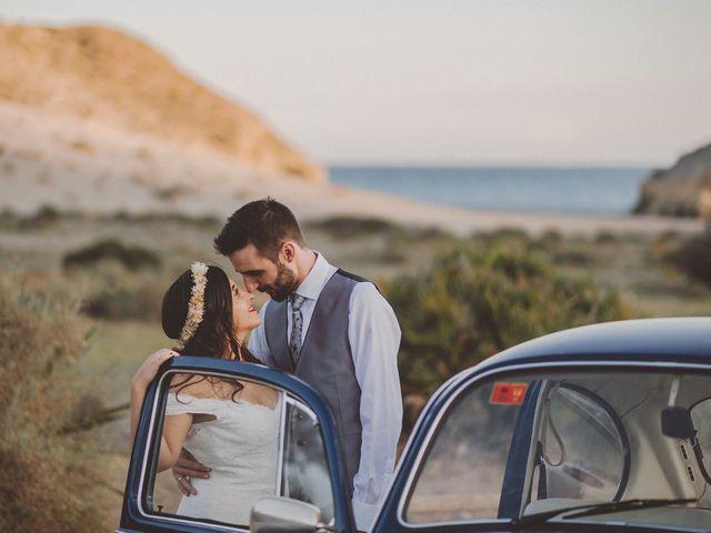 La boda de Ufa y Carmen en El Cabo De Gata, Almería 138