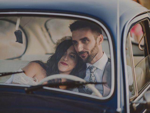 La boda de Ufa y Carmen en El Cabo De Gata, Almería 139