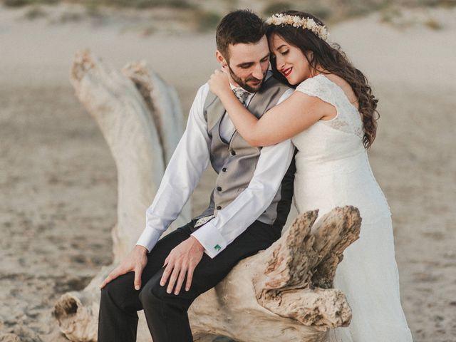 La boda de Ufa y Carmen en El Cabo De Gata, Almería 142