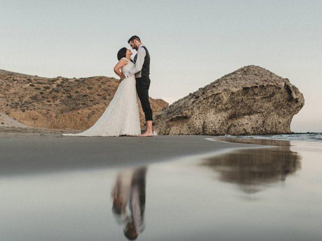 La boda de Ufa y Carmen en El Cabo De Gata, Almería 143