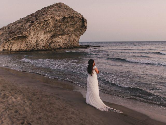 La boda de Ufa y Carmen en El Cabo De Gata, Almería 148