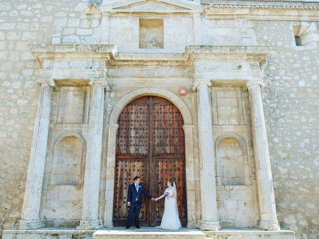 La boda de Miguel Ángel y Irene en Morata De Tajuña, Madrid 1