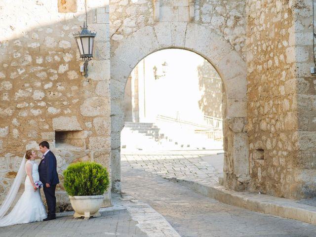 La boda de Miguel Ángel y Irene en Morata De Tajuña, Madrid 5