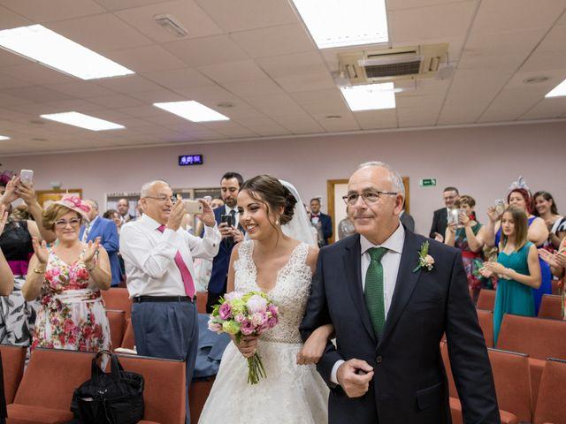 La boda de Raul y Noemi en Cartagena, Murcia 9