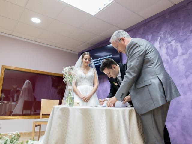 La boda de Raul y Noemi en Cartagena, Murcia 11