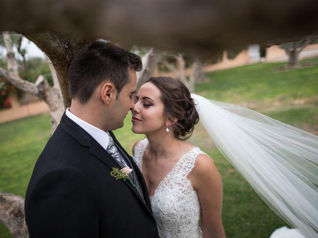 La boda de Raul y Noemi en Cartagena, Murcia 15